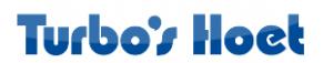 Logo van Turbo's Hoet